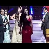 VIDEO: Candidata colombiana grita ¡fraude! durante concurso de belleza, mira la razón