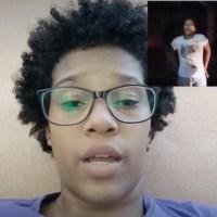VIDEO: Joven detenida en toque de queda tras cenar en casa de abuela cuenta su versión