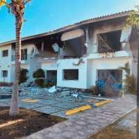 Una mujer herida y al menos 13 apartamentos afectados por explosión en Metro Country Club