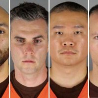 Todos los policías implicados en el caso George Floyd han sido detenidos