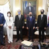 Abinader designa tres comisiones y revela lo tratado con Danilo Medina