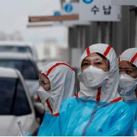 Se propaga en Corea del Sur una cepa de coronavirus seis veces más infecciosa que la original