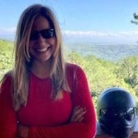 Comunicadora Tatiana Rosario fuera de peligro tras sufrir accidente de tránsito