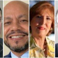 Sanz Lovatón será director de Aduanas; Luis Valdez a DGII; Jorge Mera a Ambiente y Carmen Heredia a Cultura