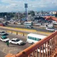 Mujer se lanza del puente del kilómetro 9 de autopista Duarte