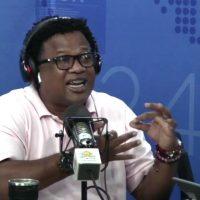 Aquiles Correa a la Policía: solo atacan a los pendejos que cumplimos