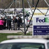Tiroteo en centro de FedEx en Indianápolis deja 8 muertos