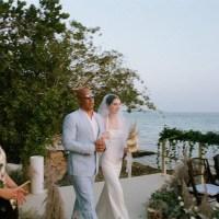 Hija de Paul Walker se casó en República Dominicana y Vin Diesel la entregó