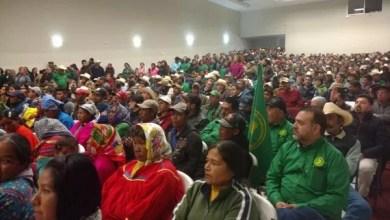 Ecuandureo, sede de reunión de Pronaes