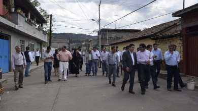 Realizan recorrido Federación y Ayuntamiento