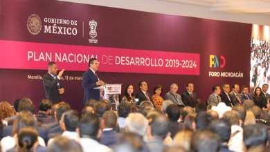Michoacán, pilar determinante para la nueva visión de México: Silvano Aureoles