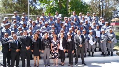 Profesionalización y capacitación, herramientas para consolidar al Sistema Penitenciario