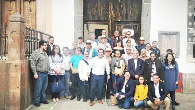 Reconocen labor de Asociación de Cronistas por Michoacán