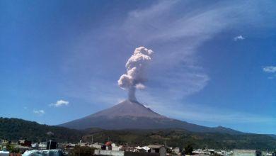 Reportan en buen estado rutas de evacuación del Popocatépetl