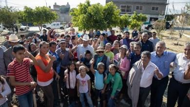 Se materializa el Acuerdo por Morelia en 27 colonias más