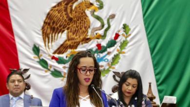 Tere Mora propone limitar la facultad del Congreso del Estado