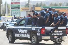 Registra la Policía Michoacán resultados positivos