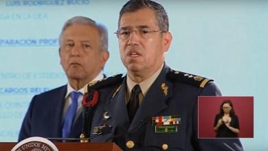 ¿Quién es el general Luis Rodríguez Bucio?
