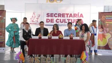 Anuncia SeCultura la Sexta Edición del Festival Infantil del Folklore Nacional de Morelia