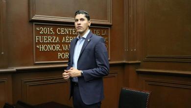 Preocupante y lamentable un mando militar a cargo de la Guardia Nacional: Javi Paredes