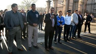 "Arrancó Raúl Morón el ""Operativo de Seguridad de Semana Santa"""