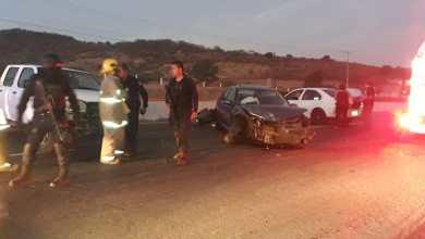 Choque en la carretera Salamanca-Morelia; dos mujeres lesionadas