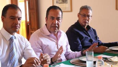 Reforzará Gobierno del Estado trabajo en coordinaciones regionales: Carlos Herrera