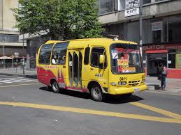 Asaltan a chofer del transporte público
