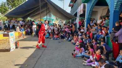 Arranca DIF Morelia Caravana de la Niñez en tenencias