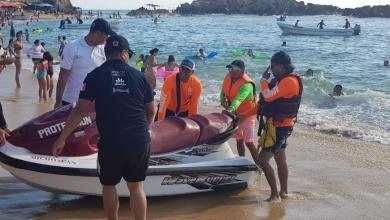 Reportan saldo blanco en playas; mantiene PC estatal guardia
