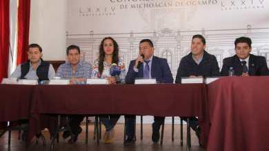 Llama Fermín Bernabé a fortalecer inclusión de jóvenes en terreno político de Michoacán