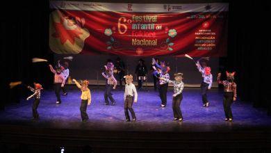 Unidos por las tradiciones, niñas y niños cierran el Festival Infantil del Folklore Nacional