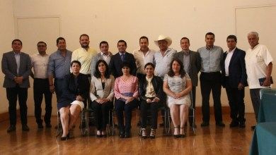 Araceli Saucedo va por alianza para el fortalecimiento de los municipios