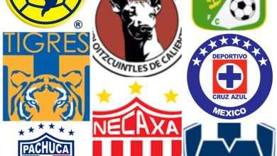 Terminó el torneo regular del futbol mexicano