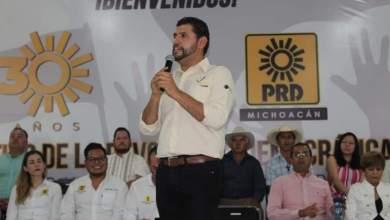 A fortalecer estructuras y reencontrarse con la sociedad, convoca Octavio Ocampo