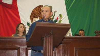 """Presenta Salvador Arvizu iniciativa para extender plazo del Programa """"Borrón y cuenta nueva"""""""
