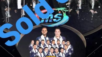 Banda MS llega con sold out al Centro de Espectáculos