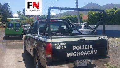 Reo se fractura una pierna al intentar huir del penal de Sahuayo