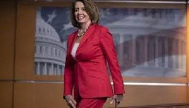 Recibe Nancy Pelosi a Marcelo Ebrard y a la delegación mexicana