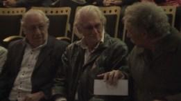 Hugo Alvarez, Alvaro Melián y Jorge Denti