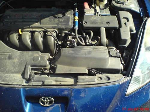 Toyota Cellica 01