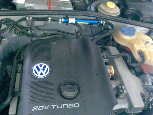 VW Passat 20v 03