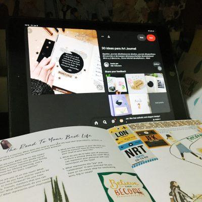 journal planner