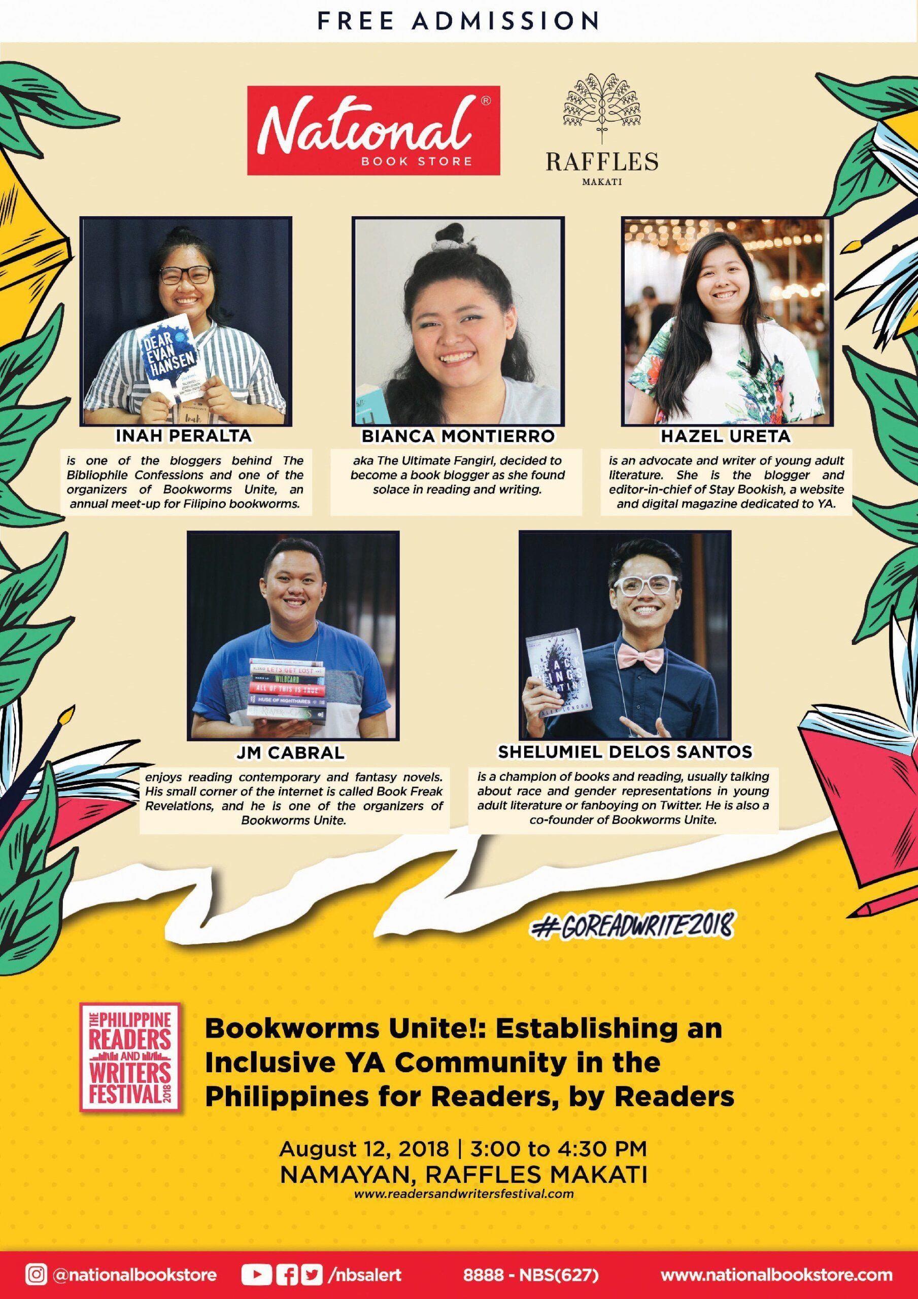 philippine readers and writers festival 2018