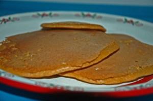 Some pancakes