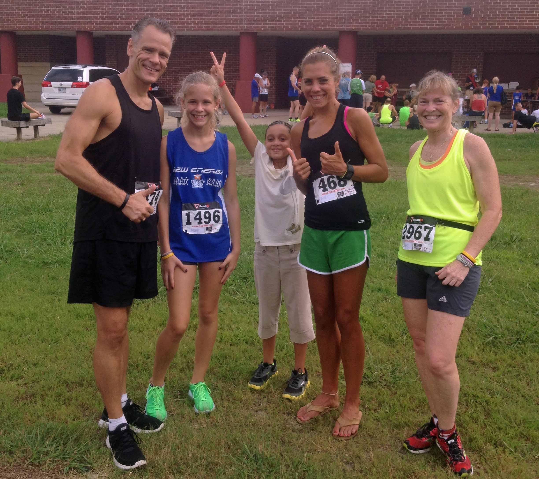 Striders 1 mile (5:31) FueledByLOLZ