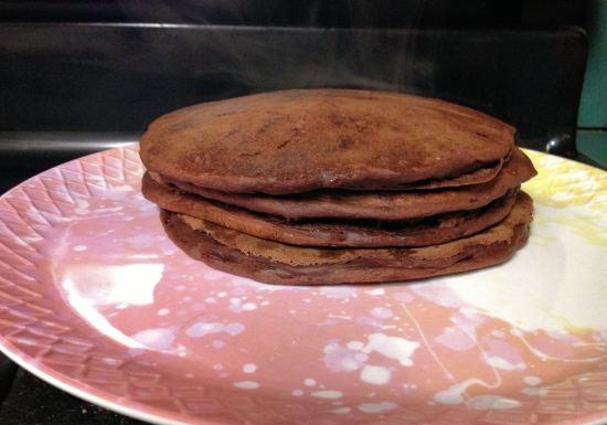 Guinnesspancakes