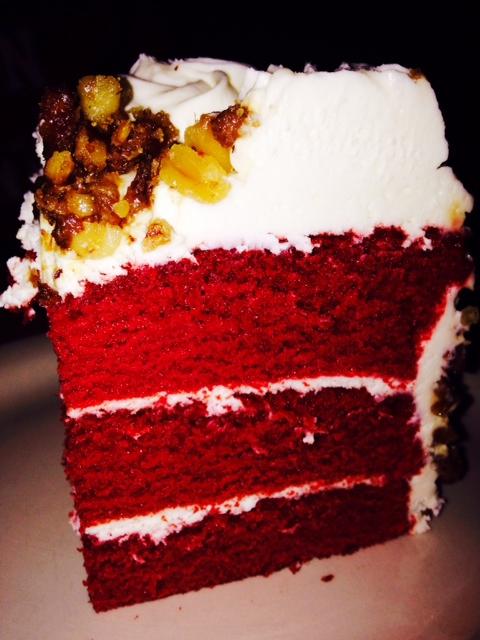 Seven Star Red Velvet Cake 1
