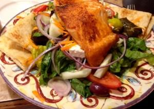 Brownstone Diner Salad