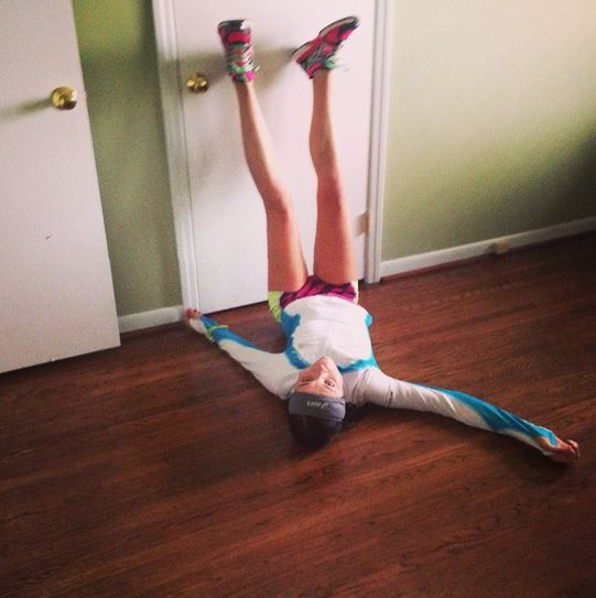How I feel post running (via instagram)